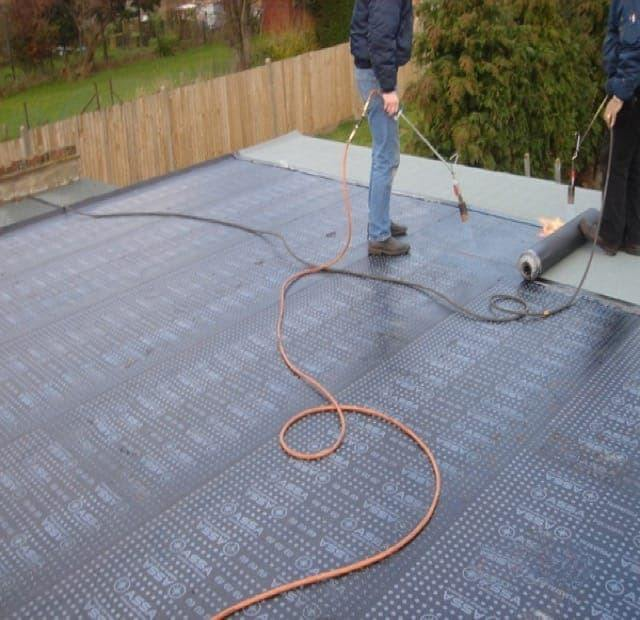Flat Roof Installation and Repair Dublin