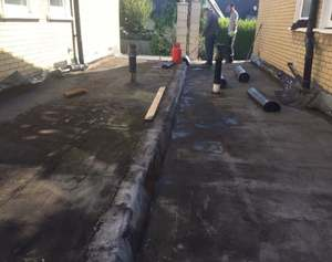 Flat Roof Maintenance and Repairs Dublin Apply Patches