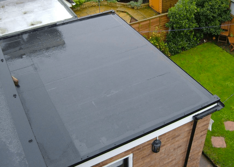 Flat Roofing Repair Options Ireland
